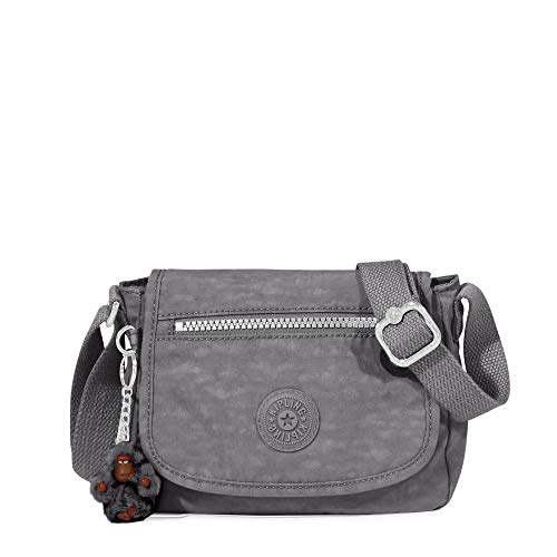 Kipling Sabian Crossbody Minibag One Size Charcoal Grey