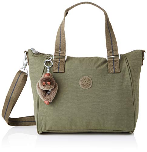 Kipling Amiel Jaded Green C