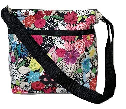LeSportsac Sunlight Floral Small Cleo Crossbody Handbag, Style 7562/Color E141