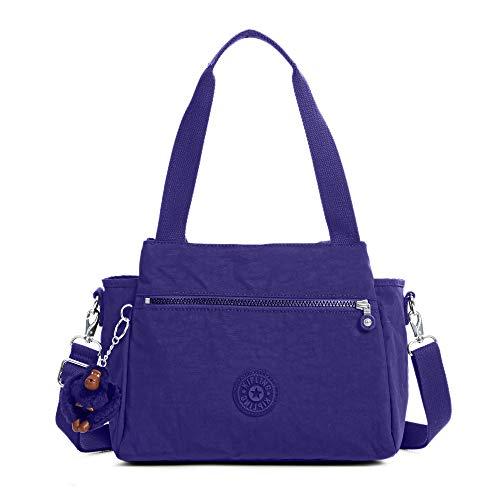 Kipling Elysia Handbag One Size Berry Blue