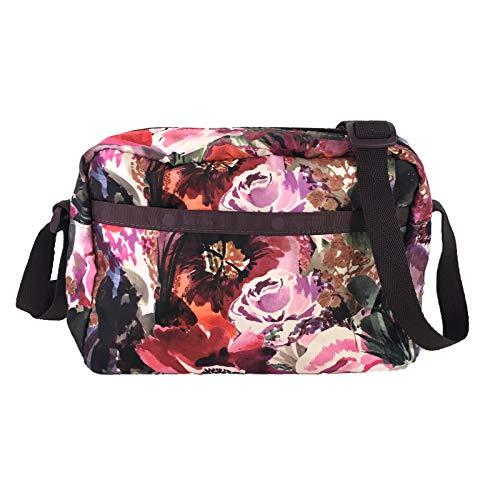 LeSportsac Harmony Floral Daniella Crossbody Handbag