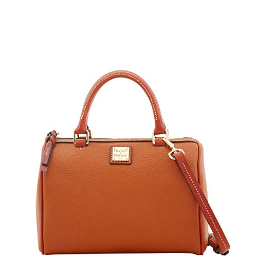 Dooney & Bourke Pebble Grain Rowan Satchel