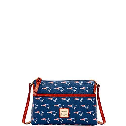 Dooney & Bourke NFL New England Patriots Ginger Crossbody Shoulder Bag