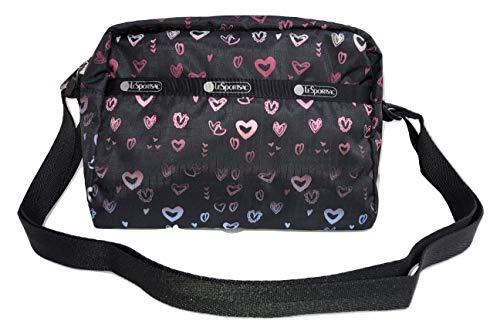 LeSportsac Heart Beat Daniella Crossbody Handbag, Style 2434/Color D995