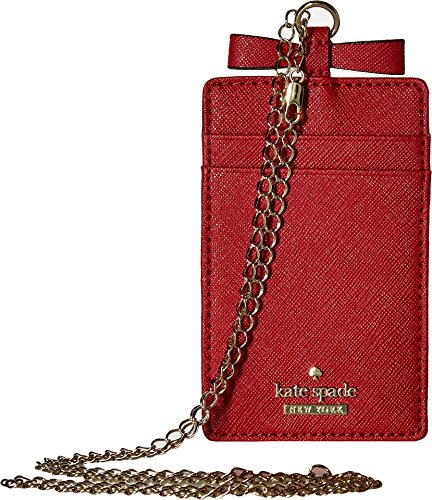 Kate Spade New York Women's Cameron Street Lanyard Heirloom Red One Size