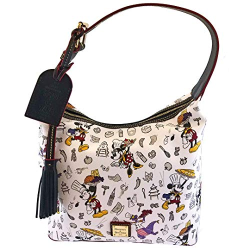 Disney Dooney and Bourke Epcot International Food & Wine Festival 2018 Paige Sac Purse Bag