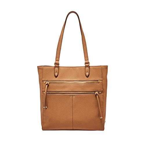 Relic by Fossil Women's Adalene Tote Handbag Purse, Color: Camel