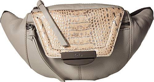 Kooba Women's Panama Belt Bag Dove/Metallic Dove Croco One Size