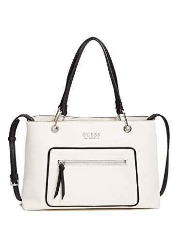 GUESS Factory Women's Nikolai Logo Satchel