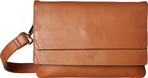 Kooba Women's Hamilton Medium Shoulder Bag Caramel One Size