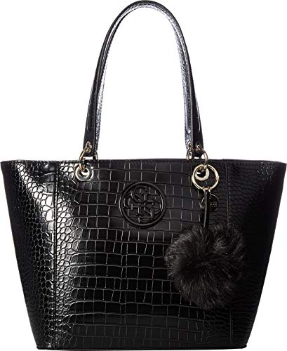 GUESS Women's Kamryn Tote Black One Size