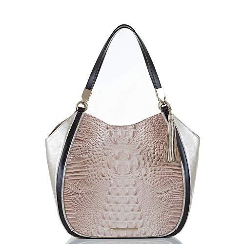 Brahmin Marianna Croco Multi Shoulder Bag Blossom Kendall