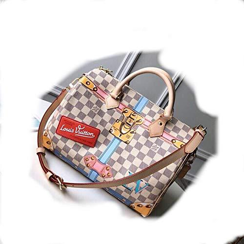 SmartJewelz Speedy 30 white purse