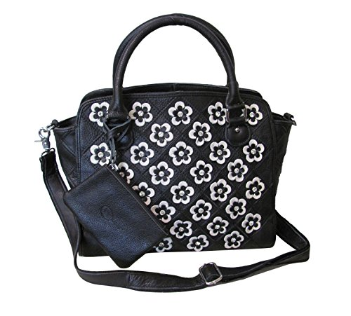 Amerileather Stellix Leather Handbag