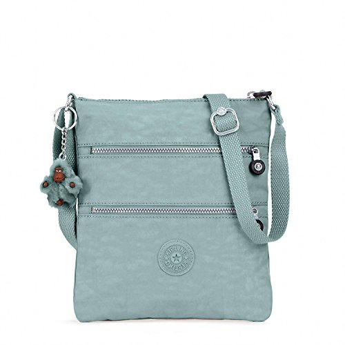 Kipling Keiko Crossbody Mini Bag One Size Smoke Blue