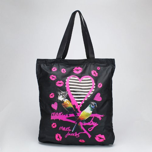 Marc By Marc Jacobs Quentin Mash Up Tote, Black