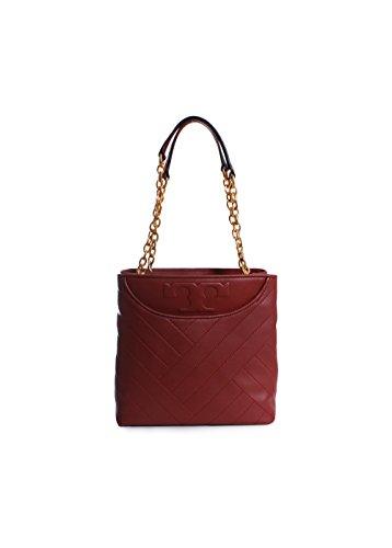 Tory Burch Alexa Ladies Small Leather Tote Handbag 41722634