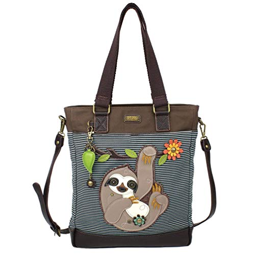 Chala Handbags Sloth Work Tote Shoulder Bag – Sloth Lover Collector