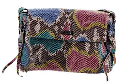 Aimee Kestenberg Pebble Leather Crossbody – Bali Multi-Snake New A290298