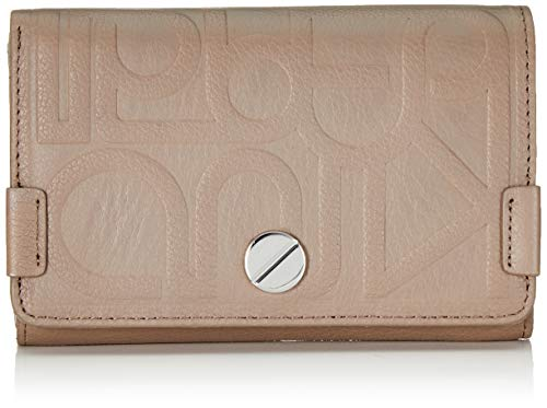 Liebeskind Berlin Women's RICORW8A1 RING Wallet Grey Grau (Cold Grey) 3x10x16 cm (B x H x T)