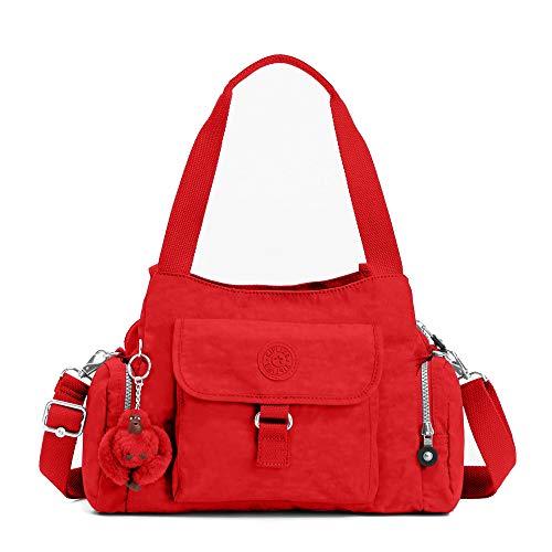 Kipling Felix Large Handbag One Size Cherry