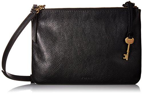 Relic by Fossil Devon Crossbody Bag, Black