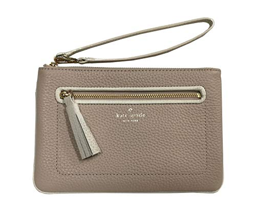 Kate Spade New York Tinie Chester Street Wristlet Rosecloud Cement