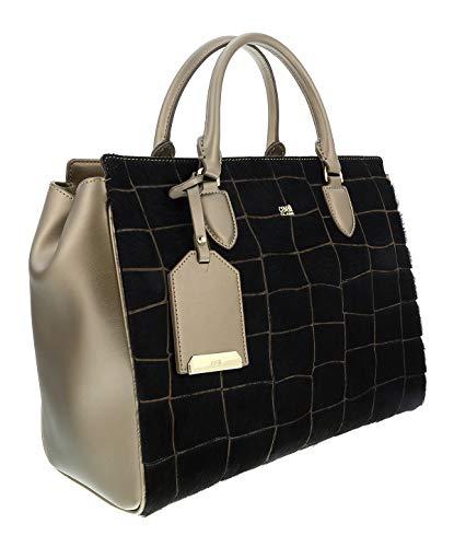 Roberto Cavalli HXLPHJ 025 Brown Satchel Bag for Womens