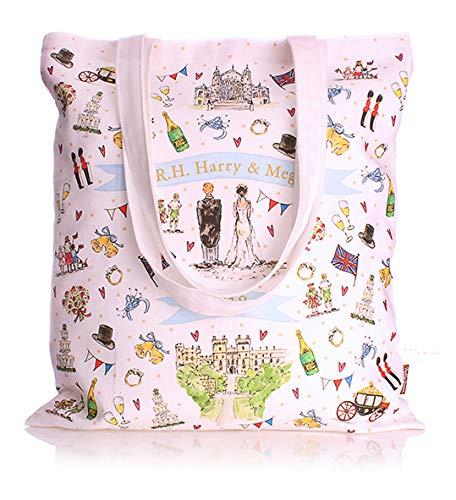 Milly Green Royal Wedding Shopper Bag, Multicolour, One Size