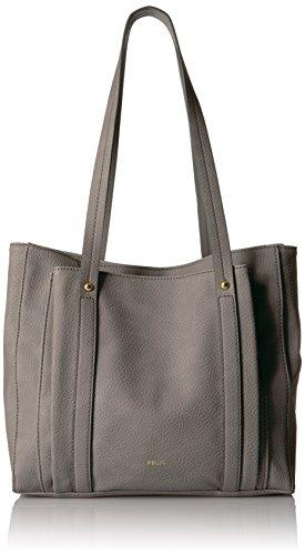 Relic by Fossil Women's Bailey Double Shoulder Handbag Purse, Color: Smoke