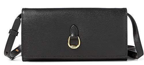 Ralph Lauren Bennington Wallet Crossbody Black