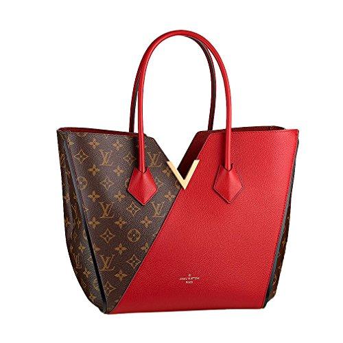 Louis Vuitton Monogram Canvas Kimono PM Cherry Shoulder Handbag Article: M41856 Made in France