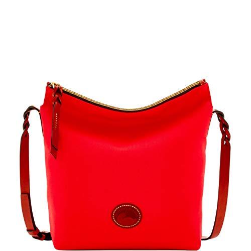 Dooney & Bourke Nylon Hobo Crossbody Shoulder Bag