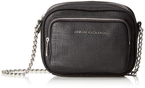 Armani Exchange Cross-Body Bag, Black (Nero)