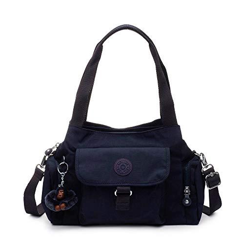 Kipling Felix Large Handbag One Size True Blue Tonal