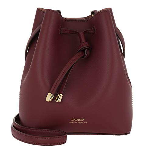 Lauren Ralph Lauren Dryden Mini Debby Handbag (Red)
