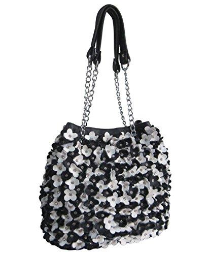 Amerileather Willet Leather Shoulder Bag (#1921-0)
