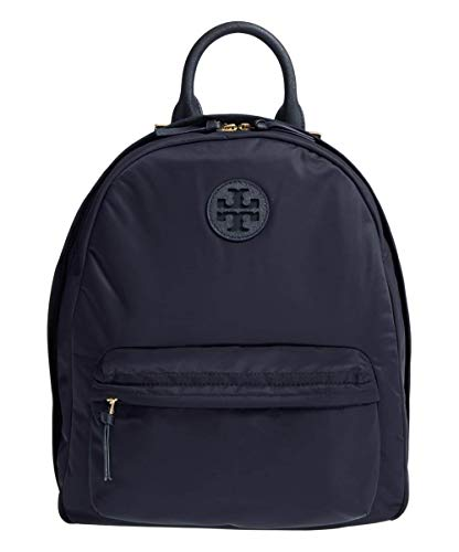 Tory Burch Ella Backpack Handbag Bag Tory Navy 7668
