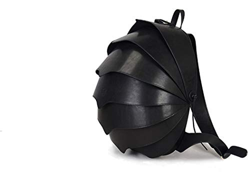 AUMI 4 Large Backpack for Man or for Women- Beetle Bag – Leather Backpack Purse