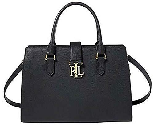 Ralph Lauren Carrington Brigitte II Medium Satchel Handbag