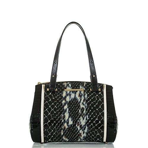 Brahmin Small Alice Black Handbags