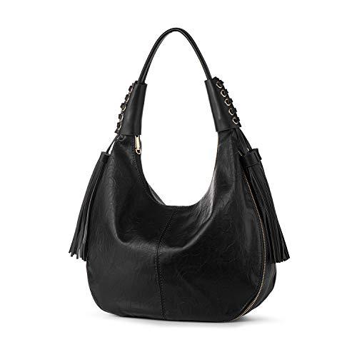 Shoulder Bag for Women Vegan Leather Hobo Handbag Tote Purse Katloo Nail Clipper