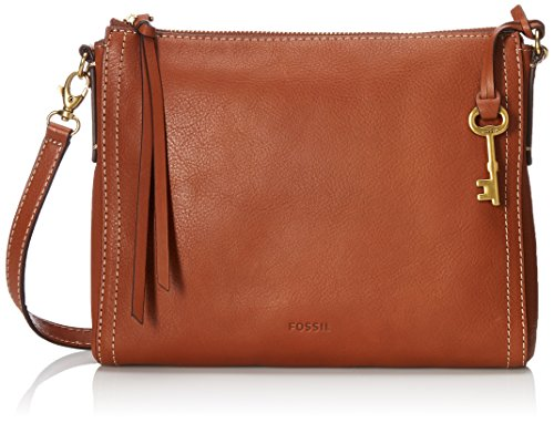 Relic by Fossil Emma E/W Crossbody Bag, Brown