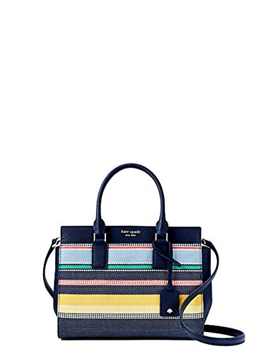 Kate Spade Cameron Boardwalk Stripe Medium Satchel Bag