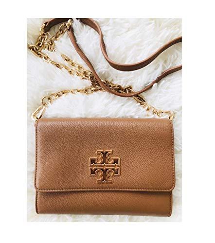 Tory Burch Britten Chain Wallet Shoulder Crossbody Bag