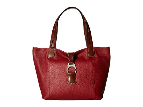 Dooney & Bourke Derby Pebble East West Shopper Tote