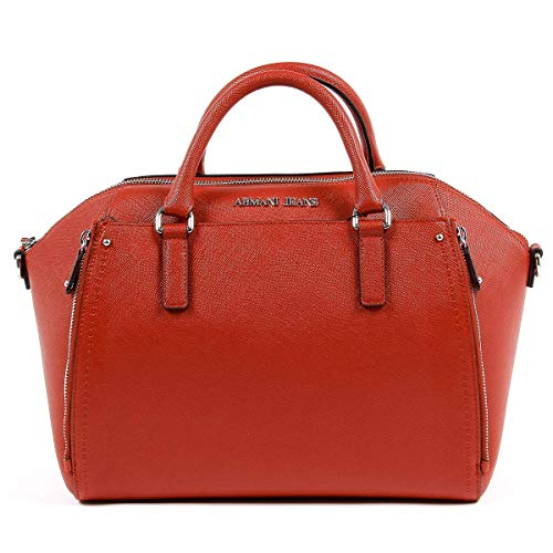 Red ONE SIZE Armani Jeans Womens Handbag Red 922168 7P756 07676