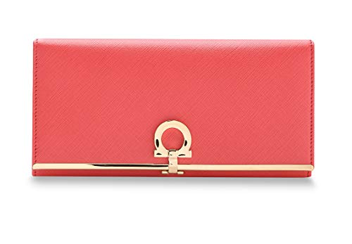 Salvatore Ferragamo Women's Gancini Icona Continental Wallet