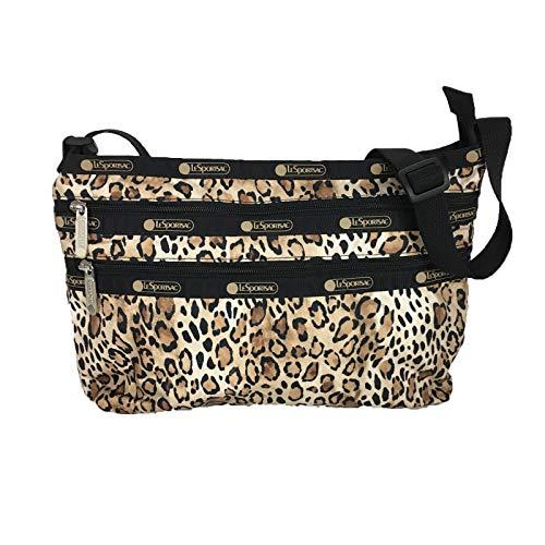 LeSportsac Quinn Convertible Crossbody Bag, Ombre Cheetah