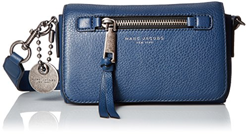 Marc Jacobs Recruit Crossbody Bag, Dark Blue